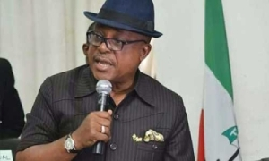 There May Be No Elections In 2023 - PDP Chairman Uche Secondus